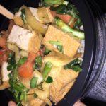 tofu salad poke