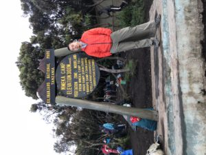 Final camp site